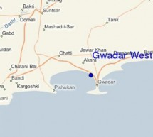 Gwadar Security Forces Check Post Attacked