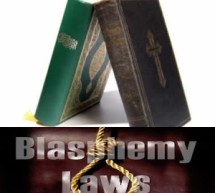 Blasphemy laws and the Muslim world