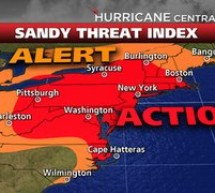 Hurricane Sandy: Obama, Romney Postponed Election Campaign