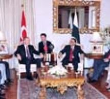 President Zardari Ephasis on conclusion of Pak-Turkey trade agreement