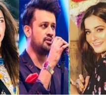 Pakistani celebrities in Top 100 Digital Stars