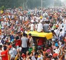 بھارت میں کسانوں کی تحریک
