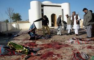 Suicide-bombings