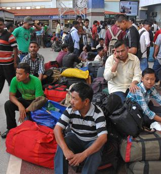 Muslims Massacre in Assam