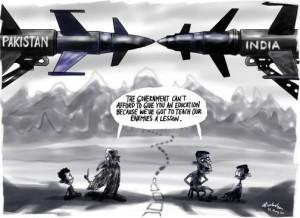 Indio-Pak Nuclear Programme