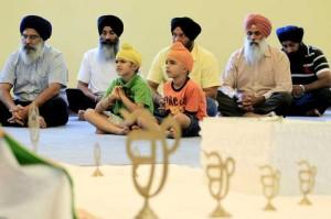 Sikh Family of USA