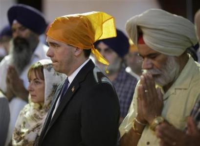 Grieved Family of Sikh